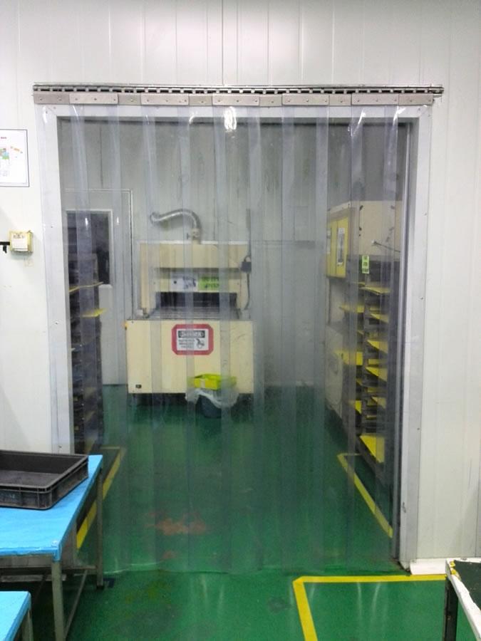 Pvc Strip Curtain Malaysia Automatic Sliding Door