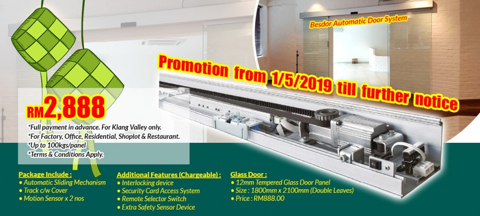 Raya Promotion 2019